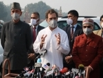All Modi critics labelled 'terrorists' by Indian govt, even Mohan Bhagwat not spared: Rahul Gandhi