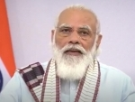 Narendra Modi starts addressing nation