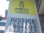 Glossy statements about humanitarian work are nothing but a ploy: Centre on Amnesty International