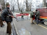 Massive search operations launched in various areas of south Kashmir
