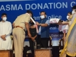 Assam: 67 COVID-19 cured police personnel donate plasma