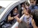 'Rahul Gandhi's march towards Hathras for politics, not for justice': Smriti Irani