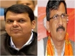 Speculations rife after Sanjay Raut and Devendra Fadnavis hold meeting