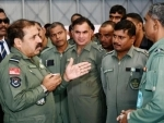 Chief of Air Staff visits air force stations in Eastern Command