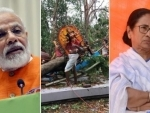 PM Modi to visit Amphan-affected Bengal today, to conduct chopper survey with Mamata