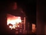 Midnight blaze ravages residential building in Kolkata, two killed