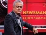Attorney General turns down contempt case against journalist Rajdeep Sardesai
