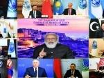 PM Modi addresses SCO Summit, raise voice against terrorism