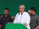 Naveen Patnaik announces slew of packages for flood-hit people of Odisha