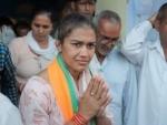 I am not Zaira Wasim, won't budge down: Babita Phogat stands by her anti-Jamaat remark