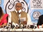 BJP MP Saumitra Khan's wife Sujata Mondal Khan joins Trinamool Congress