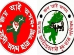 Influential youth bodies of Assam AASU, AJYCP to float political party in Oct