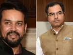 EC bans Anurag Thakur for 72 hours, Parvesh Verma for 96 hours from campaigning