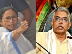 BJP-TMC faceoff as Dilip Ghosh en-route to his constituency stopped by police
