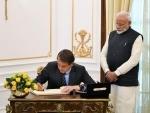Brazil, India sign multiple memorandums of understanding during President Bolsonaro's visit