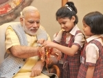PM Narendra Modi, President Ram Nath Kovind wish nation on Rakhi