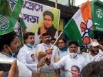 After Biplab Mitra, ex-BJP Baharampur Town president Bishwarup Ghosh joins TMC; saffron camp hits back