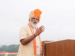 India celebrates 74th Independence Day: PM Modi gives strong message to Pak, China from Red Fort