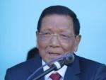 Mizoram Deputy CM lays foundation stone for construction of Bungkawn Community Hall