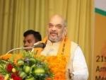 Amit Shah to reach Guwahati tonight for his three-day-long NE visit