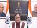 HRD Minister Ramesh Pokhriyal says he hopes to open schools soon