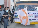 Jammu and Kashmir: DC Shopian flags-off 30 students for Trekking Expedition to Pahalgam