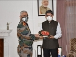 Army Chief MM Naravane reviews NE security during his three-day visit