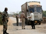 CRPF deployment in Jalandhar to enforce Covid-19 lockdown