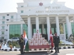 Indian Army chief Manoj Mukund Naravane visits Nepal, conferred honorary rank of General of Nepal Army