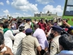 Karnataka farmers join nationwide protests against new laws