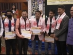 Lions Club of Guwahati Greater felicitates plasma donors