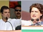 Picture of clash between 'Kisan-Jawan' deeply saddening: Rahul Gandhi, Priyanka Gandhi Vadra