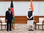 No discussion over India's military role in Afghanistan during talks with Indian leadership, says visiting leader Abdullah Abdullah
