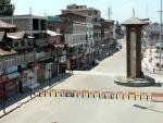 Anti-Covid-19 lockdown back in central Kashmir's Ganderbal