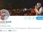 60 million people now follows Indian PM Narendra Modi on Twitter
