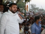 'Nitish Kumar mentally and physically exhausted': Tejashwi Yadav on Bihar CM's '8-9 children' jibe