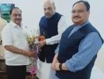 Former Maharashtra minister Eknath Khadse quits BJP, set to join NCP
