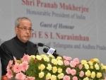 LG, Arvind Kejriwal condole demise of Pranab Mukherjee
