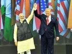 US President Donald Trump presents PM Modi with 'Legion of Merit'