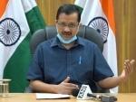 Delhi Chief Minister Arvind Kejriwalrequests Centre to start Delhi Metro on trial basis