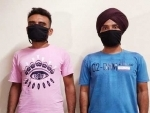 Two people who hoisted Khalistan flag atop DC office nabbed in Delhi
