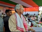 Ex-Assam CM Tarun Gogoi dies