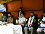 Awaas week celebrates in Meghalaya's Ri-Bhoi