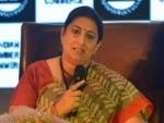Union Textiles Minister Smriti Irani tests positive for Covid-19