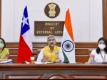 S Jaishankar co-chairs first India-Chile Joint Commission Meeting