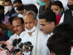 Will go to Rashtrapati Bhavan if needed: Ashok Gehlot to Congress MLAs over delay in Rajasthan floor test