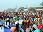 As protest enters 25th day, farmers threaten to block UP-Delhi border