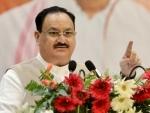 Eyes on 2021 poll, BJP chief JP Nadda to visit West Bengal again on Nov 6