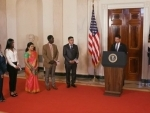 Indian techie sworn-in as US citizen at White House ceremony in presence of Donald Trump