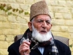 Geelani's resignation from APHC hints at rift within Kashmiri separatists